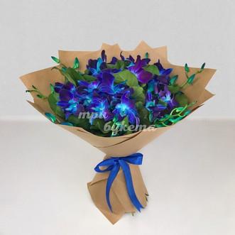 Букет «Синий бархат»